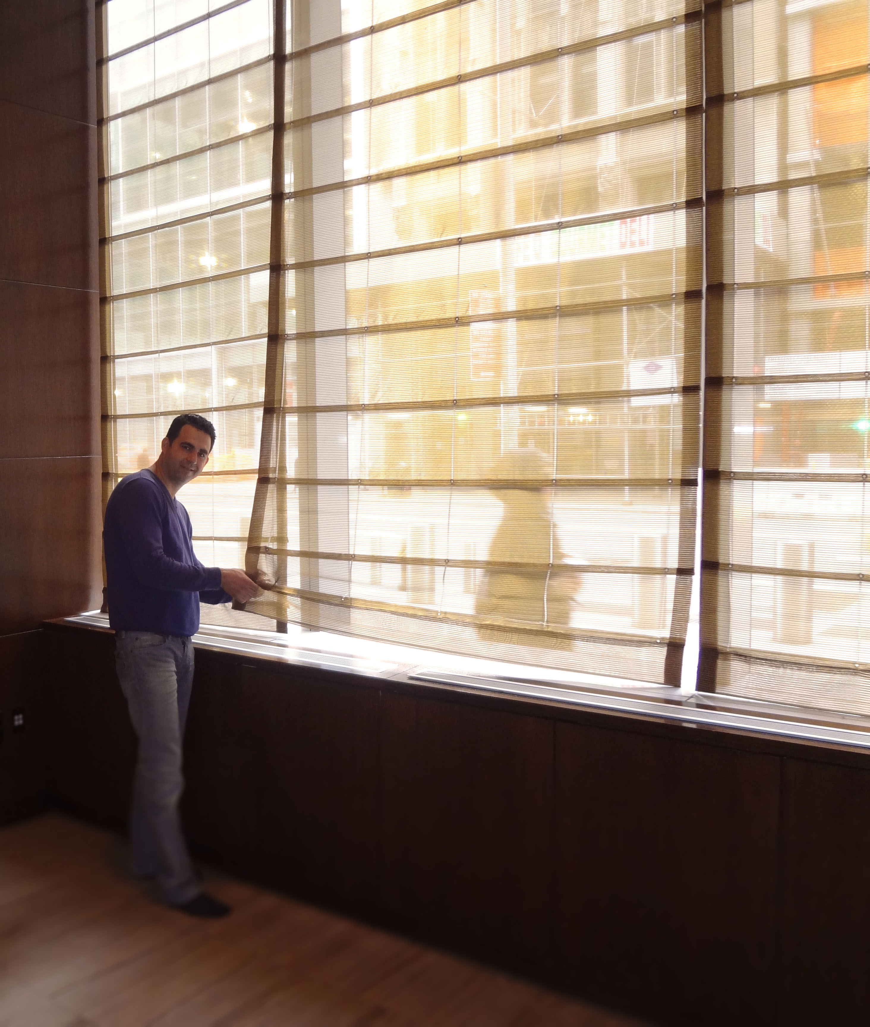 Citywindowfashions gallery for Hunter douglas motorized blinds parts